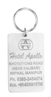 K02_HotelApplol_Manipur_sevenstates_statesofIn dia_Indiatourism_ExclusiveKeytag_hotelKeytag_GargKeychains_gargInternational_Aligarh_bulkKeychains_manufacturers_suppliers_bestdeal