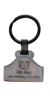 M 27 Big Bon Keychain