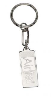 M 22 Airtel Keychain