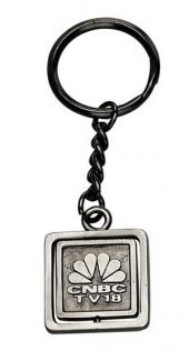 Z 103 Zinc Keychain