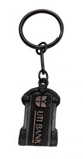 Z 109 Zinc Keychain
